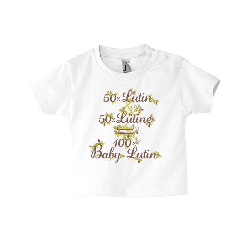 T-shirt 100% Lutin