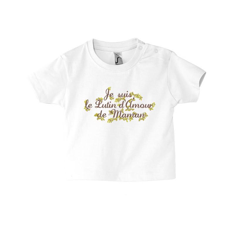 T-shirt Lutin d'Amour
